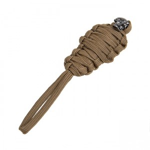 "Keychain ""The Mummy"", Coyote Brown"