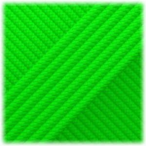 Paracord Type II 425, neon green #017-425