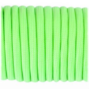 Paracord 550 fluorescent green #PF001
