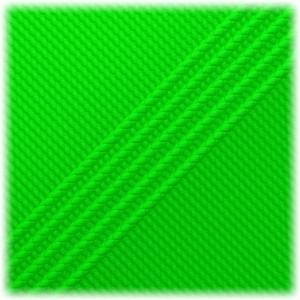 Microcord (1.2 mm), neon green #017-175