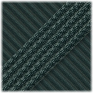 Paracord Type III 550, dark green #414
