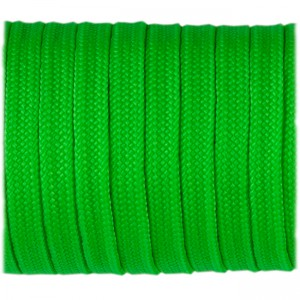 Coreless Paracord, neon green #017
