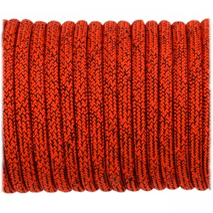 Paracord Type III 550,Dirty red #345
