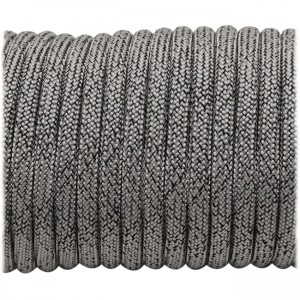Paracord Type III 550,Dirty silver #dt002