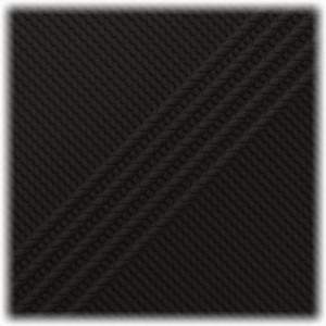 Microcord (1.2 mm), black carbon #407-175