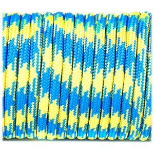 Paracord Type III 550, tropical #155