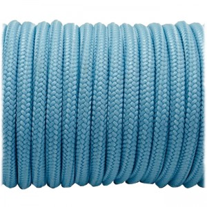 Minicord (2.8mm) fluorescent blue #fl-001-28