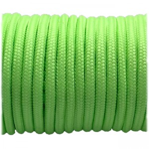 Minicord (2.8mm) fluorescent green #fl-025-28