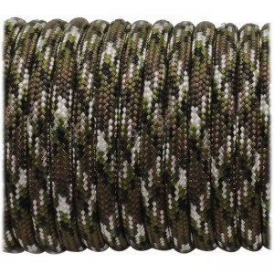 Paracord Type III 550, French camo #102