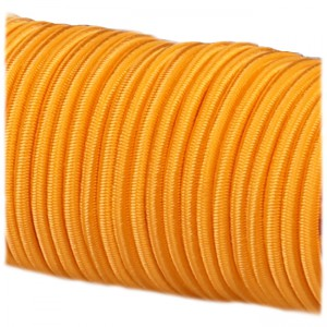 Shock Cord (3.6 mm), apricot #s045-3.6