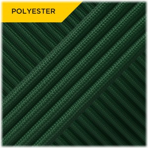 Paracord Type III 550 (PES) Emerald #0191