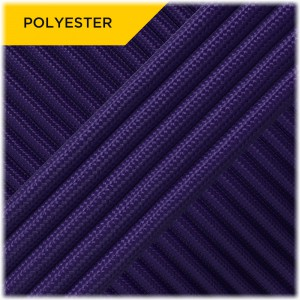 Paracord Type III 550 (PES) Dark purple #0459