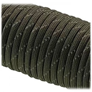 Paracord reflective R1, army green #r010-750