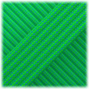 Paracord Type III 550, Green Chameleon #172