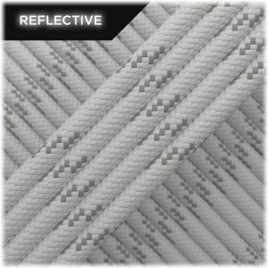 Paracord reflective, Silver #R002