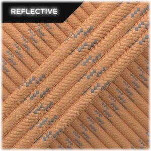 Paracord reflective, Beige #R013