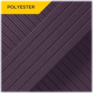 Coreless Paracord (PES) - Gray-violet #10159