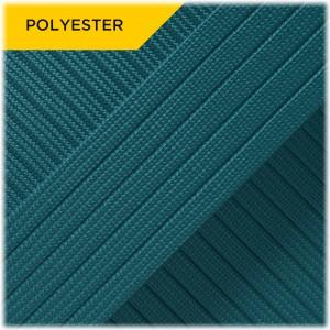 Coreless Paracord (PES) - Turquoise #10282