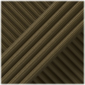Nylon сord 6mm - Gold Khaki #022