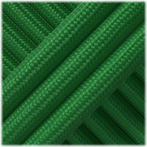 Nylon cord 12mm - Green #025