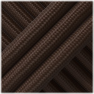 Nylon cord 12mm - Chocolate #178