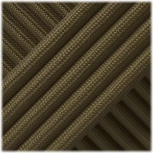 Nylon cord 8mm, Gold Khaki #022