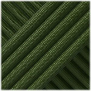 Nylon cord 8mm, Moss #331