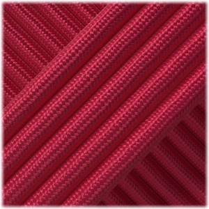Nylon cord 8mm, Neon pink #300