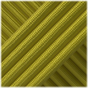 Nylon cord 8mm, Yellow #019