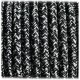 Black Sweater PPM Cord - 6mm.